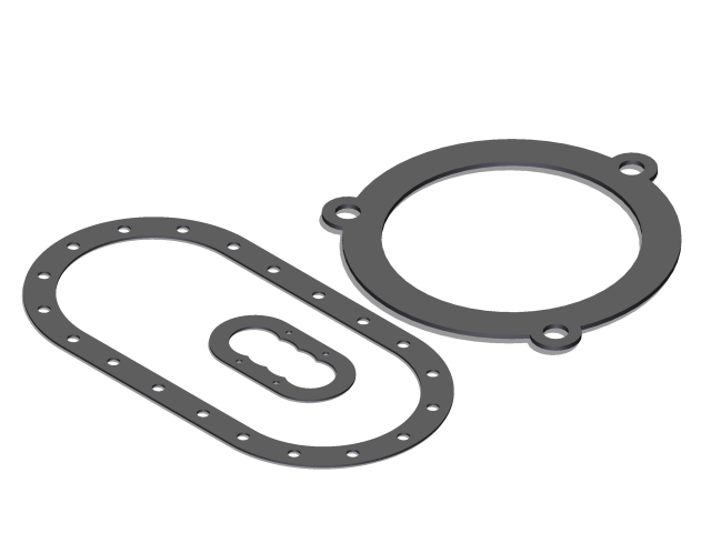 We provide a broad high quality selection of flange gaskets