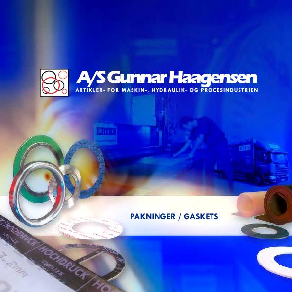 Pakninger / Gaskets