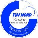 A/S Gunnar Haagensen – ISO 9001: 2015
