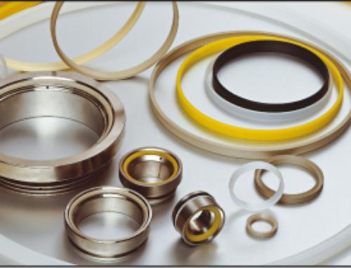 PTFE-løsninger for statiske, dynamiske og reciprokke tætningsapplikationer