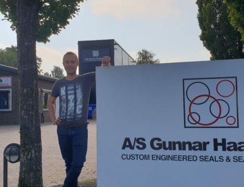 A/S Gunnar Haagensen forstærker ingeniørstab og produktion