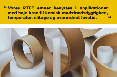 PTFE-løsninger
